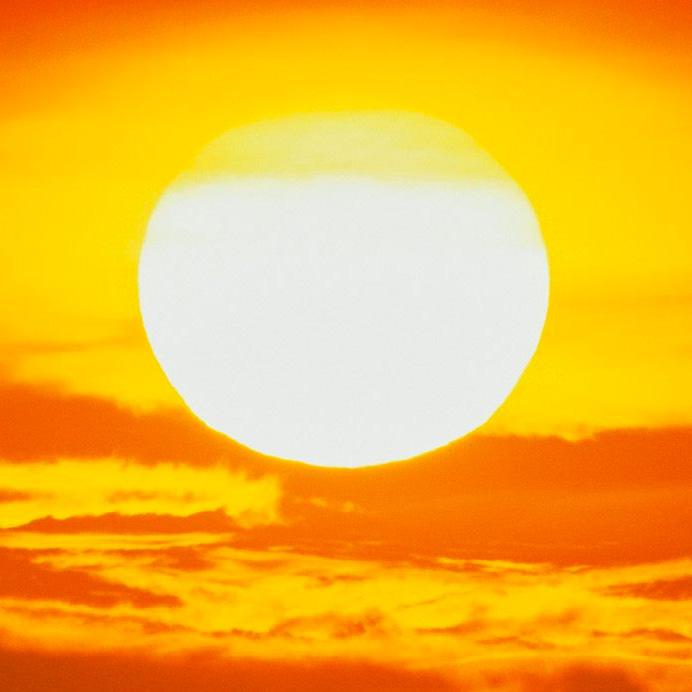 Como bajar la temperatura corporal en verano