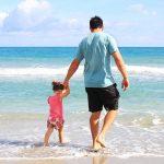 Foto de Padre e hija de vacaciones