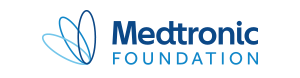 Logotipo patrocinador Medtronic Fundation