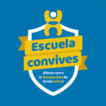 Logotipo Escuela Convives