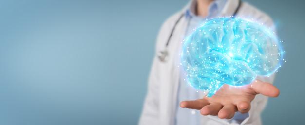 Contracción del párpado del tumor cerebral