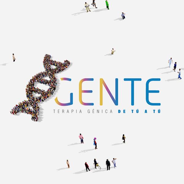 Logotipo de Gente